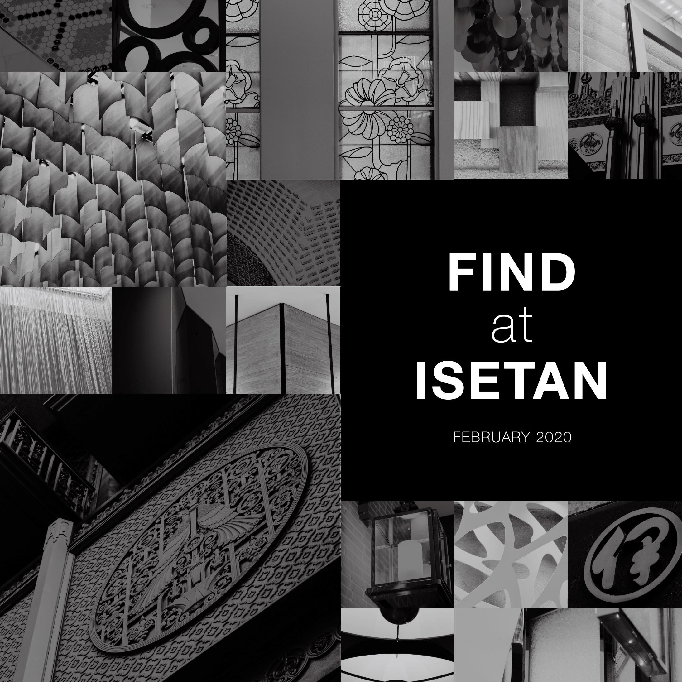 伊勢丹 FIND at ISETAN 2020 Feb. カタログ